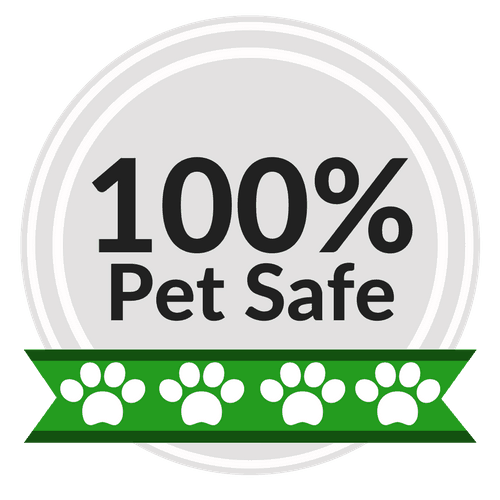 100% Pet Safe
